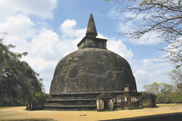 Heilige Stadt Anuradhapura