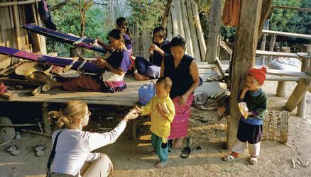 Besuch der Bergvölker, ©foc pc2007