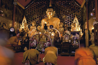 Doi Suthep Tempel, © 2011 by Daniel Roznovjak, Roeschibachstr. 24, 8037 Zurich, Switzerland. +41795044192nI am the owner of this photo and do possess its RAW File. This photo may not be published, alientated, distributed, sold or used otherwise without my personally signed