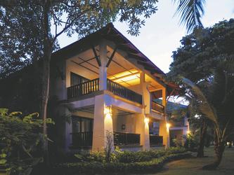 Garden Pavillon Außenansicht, ©Layana Resort