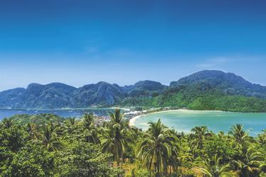 Phi Phi Island bei Krabi