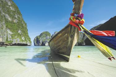 Maya Bucht auf Koh Phi Phi