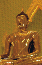 Buddhastatue im Wat Pho