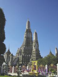 Wat Arun, ©Ines Höflich