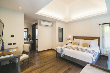 Deluxe Bungalow, ©Peace Resort Koh Samui