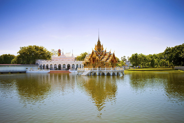 Bang Pa In Royal Palace  in Phra Nakhon Si Ayutthaya, ©Tourism Authority of Thailand, Copyright 2011. All rights reserved