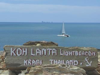 Segelyacht Ponchin 82 vor Koh Lanta , ©Dream Yacht Charter