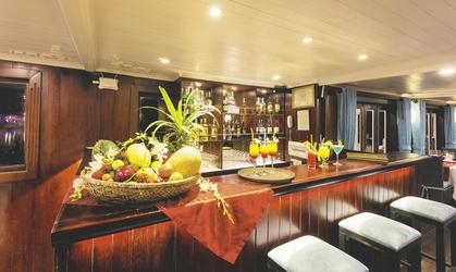 Bar auf der Bhaya Classic