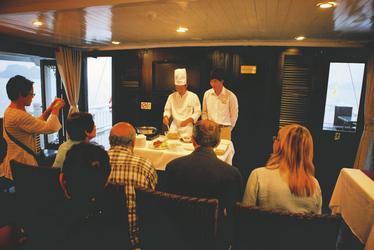Kochvorführung