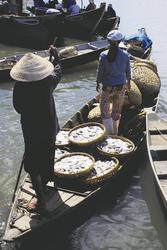 Hoi An, Schwimmender Markt