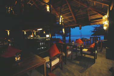 Ho Tram Beach Resort & Spa, Nautical Bar
