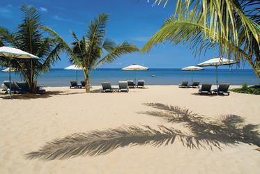 MGallery La Veranda Resort, Strand