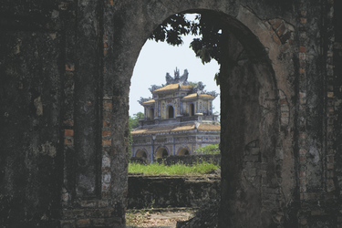 Zitadelle in Hue, ©Julia Gerber