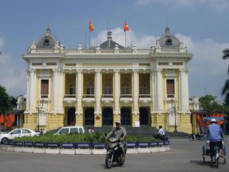 Opernhaus in Hanoi