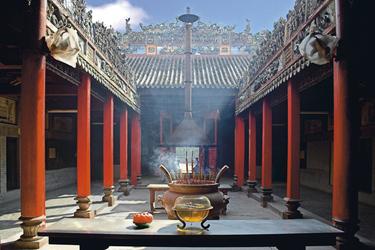 Vietnamesischer Tempel