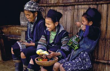 Hmong von Sapa
