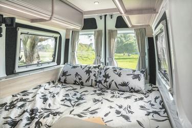 Umbaubar in ein Doppelbett oder zwei Einzelbetten
