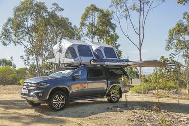 4WD X-Terrain Camper