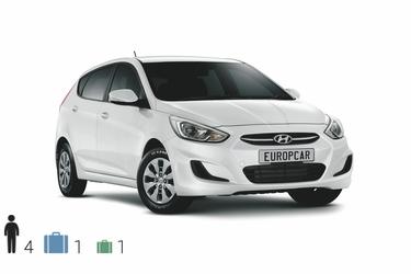 Kat. CDAR, Hyundai Accent o.ä.