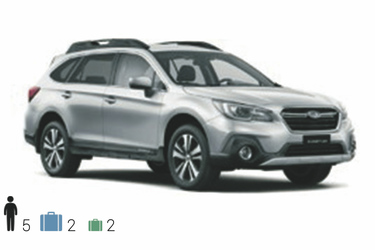 Gruppe P1 PWAV, Subaru Outback o.ä.