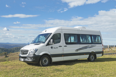 Star RV Aquila (hier Mercedes)