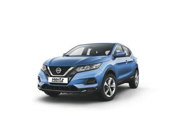 Gruppe G CFAR, Nissan Qashqai SUV o.ä.
