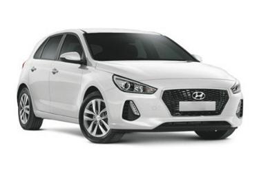 Kat. IDAR, Hyundai i30 o.ä.