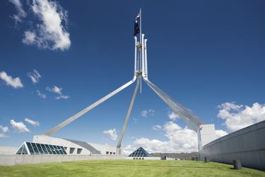 Canberra Parlamentsgebäude