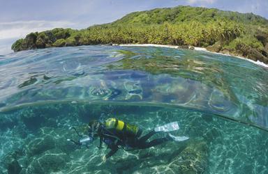 Über- und Unterwasser