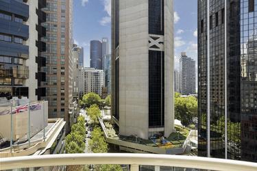 Blick vom Balkon (beispielhaft), ©Lee Lucas