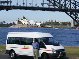 Waratah Bus & Guide in Sydney