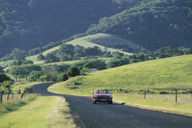 Fahrt entlang der Illawarra Region