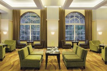 Bistro und Lounge Bereich