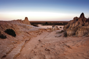 Mungo Nationalpark, ©Vision House Photography