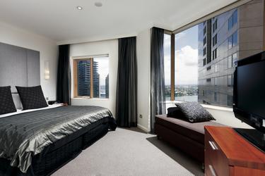 Komfortable Schlafzimmer, ©Hamilton Lund