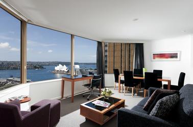 Apartment mit Hafenblick