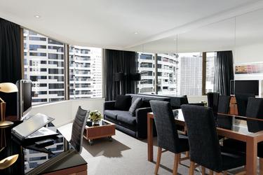 1 Schlafzimmer Apartment mit Stadtblick, ©Hamilton Lund