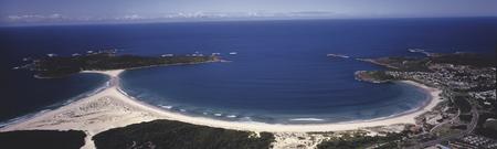 Blick auf Port Stephens