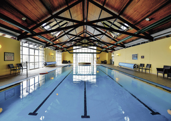 Der Indoor Pool