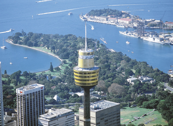 AMP Tower, Sydney