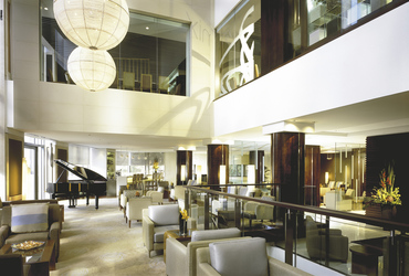 Lobby Lounge des Shangri-La Hotel Sydney