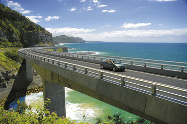Sea Cliff Bridge ©Destination NSW