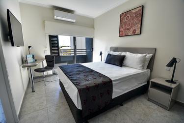 Argus Hotelzimmer Darwin