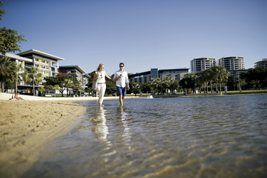 Darwin Waterfront ©Tourism NT