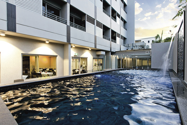 Argus Hotel Darwin Pool