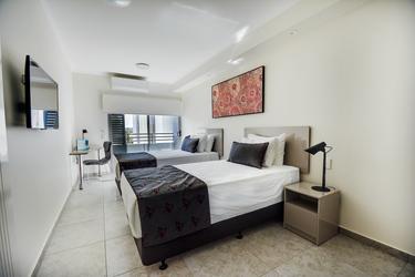 Superior-Zimmer auch mit Einzelbetten (Twin)