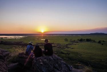 Ubirr Rock Aussicht ©Tourism NT, ©Tourism NT