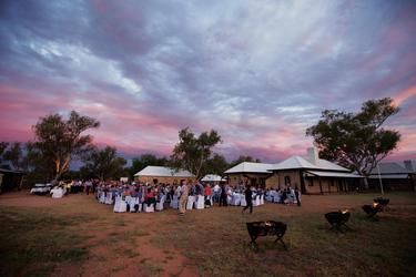 Telegraph Station Alice Springs ©Morne de Klerk