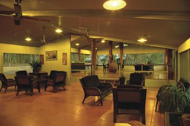 Lounge und Restaurant, ©Tissa Ratnayeke