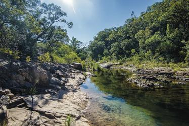 Kakadu Nationalpark Rockpool ©Tourism NT
